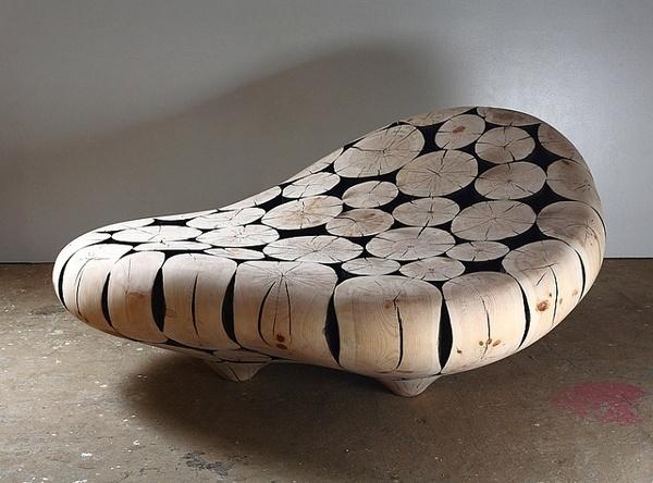 sculpture: Modern Art, Benches, Art Sculpture, Pine Wood Sculpture, Pine Sculpture, Jaehyo Lee, Jae Hyo Lee, Korean Artists, Art Furniture
