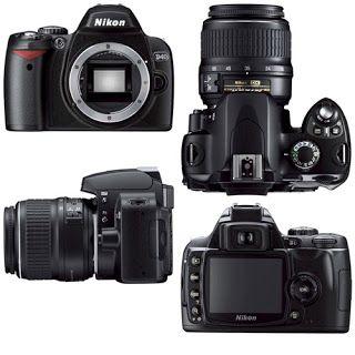 Loue APN NIKON D40 avec objectif 18-55 et 70-300, en excellent état. Pas de mise à disposition de carte SD mais adaptateur fourni pour micro SD. Louer appareil photo Nikon D40 avec 2 Objectifs Vineuil (41350)