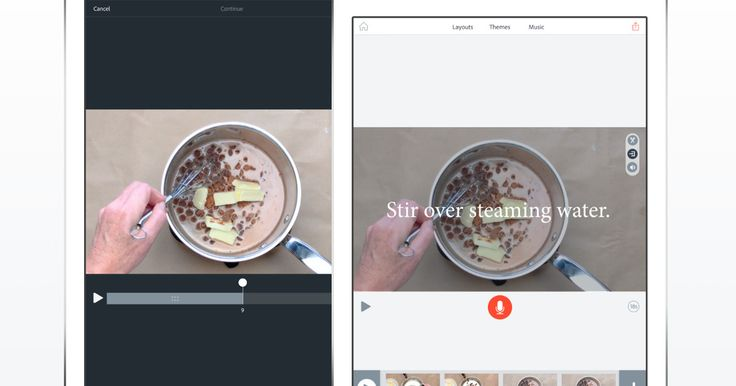 Adobe's Spark app now lets you tell your stories with videos