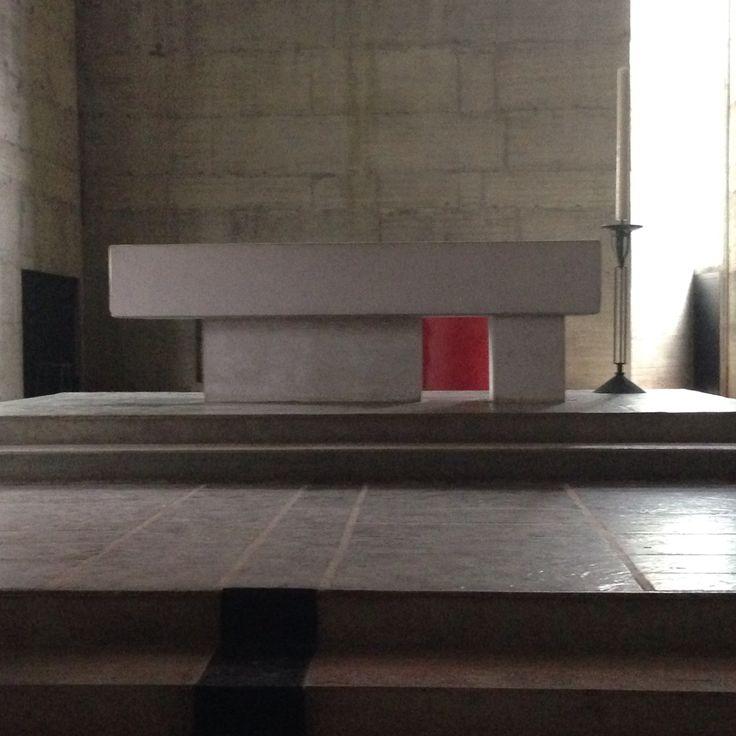 Couvent de La Tourette - Le Corbusier