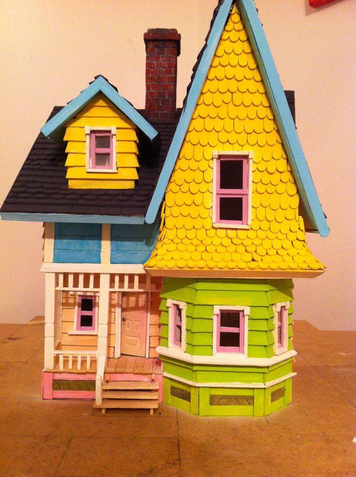 Las 25 mejores ideas sobre casa de p jaros de palitos de for Ideas para reformar una casa