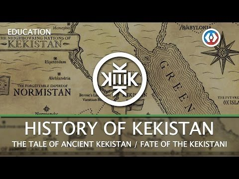 The Complete / REAL History of Ancient Kekistan - YouTube