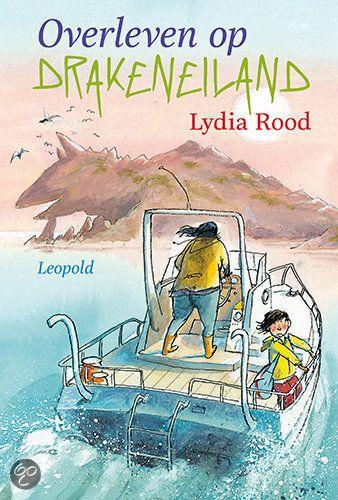 Spannende serie van Lydia Rood over kinderen die alleen op een eiland wonen. Leuk vanaf groep 6/7