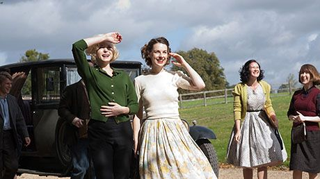 Quality Time: Call the Midwife: 50s Inspiration