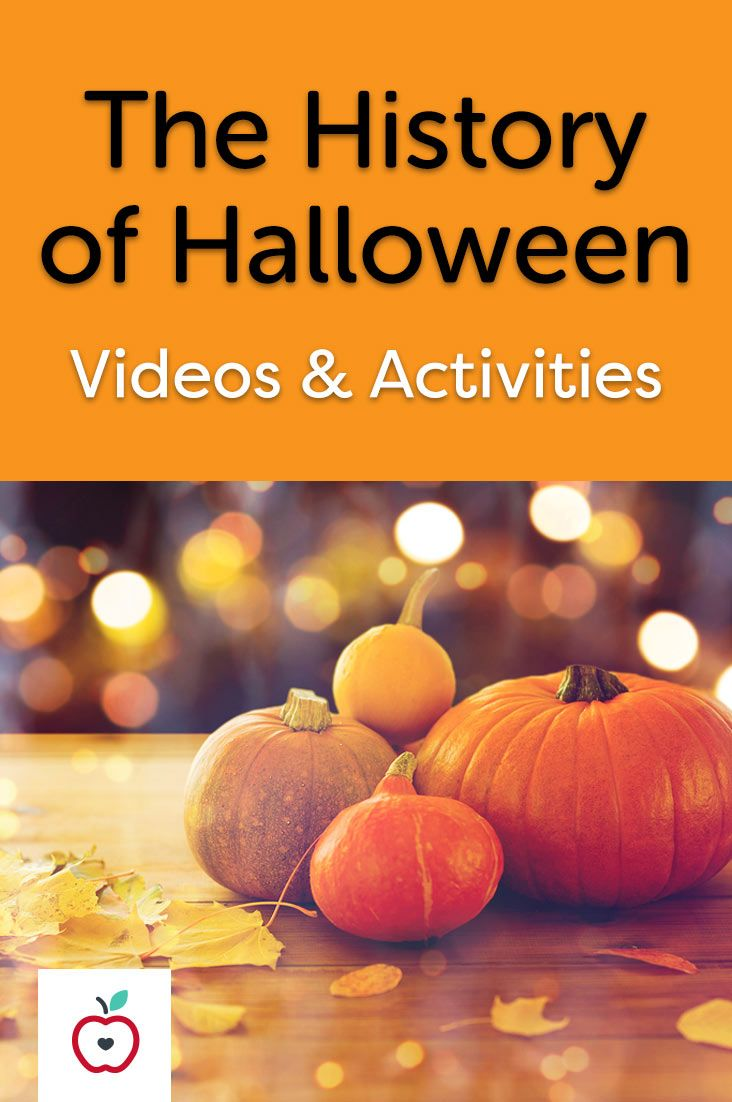 Learn about the origins of Halloween traditions through these educational videos and activities. Students will learn about Halloween's Irish roots, the Celtic festival of Samhain, All Souls' Day, and the origins of trick-or-treating. Each Halloween video is paired with three extension activities for your classroom. Grades K-12