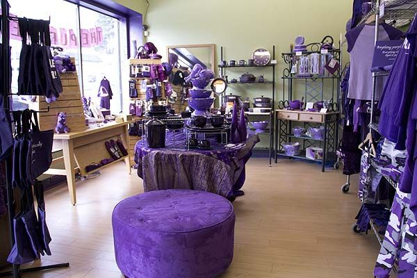 The Purple Store's Seattle Showroom