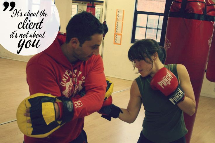 """Personal Trainer Of The Day, Lynsey McGee Says """"It's about the client, it's not about you"""""""