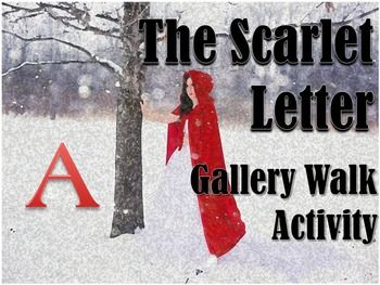 Have you read the scarlet letter? or have any knowledge of the romantic era? (research paper)?