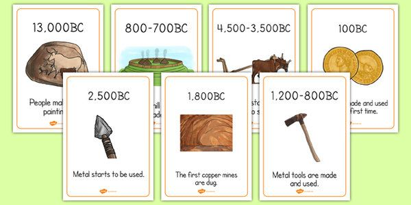 History The Stone Age Primary Resources - KS2 History Primary