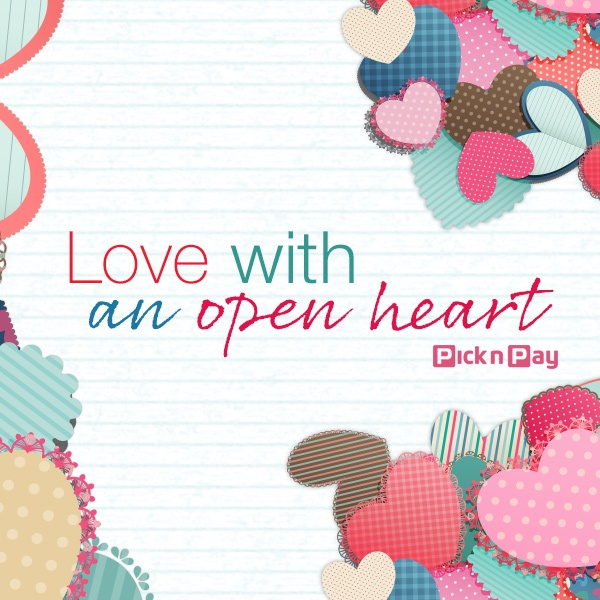 Don't hold back... #picknpay #valentine #love #lovequotes #quotes