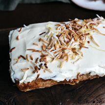 .Hummingbird Cake. CSR Sugar Recipe.