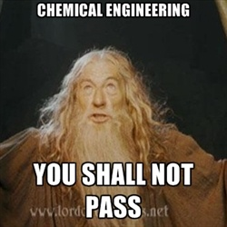 Chemical Engineering what subjects will you be taking in college for a teaching degree