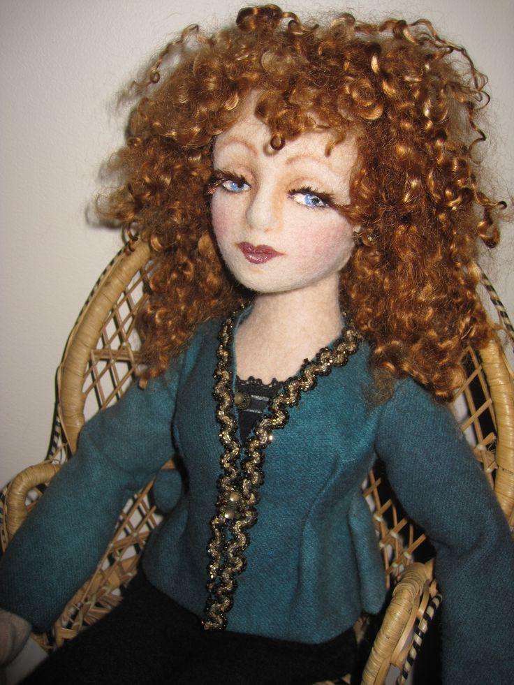 Magdelina  Created by Vicki Leeke