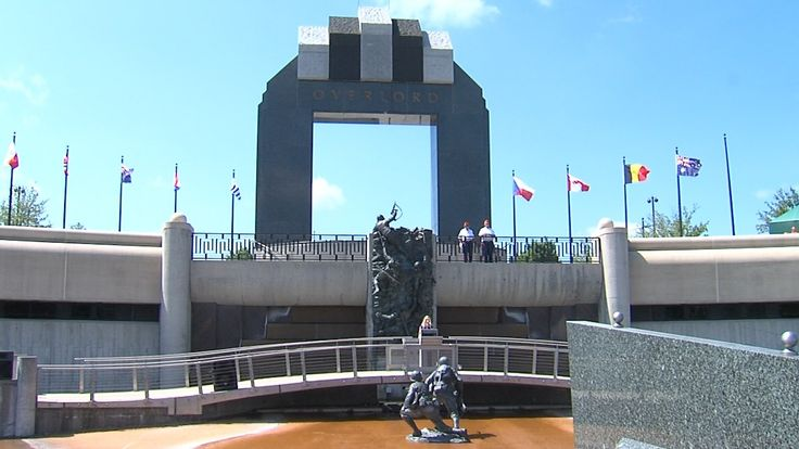 """Remembering Their Sacrifice"" The National D-Day Memorial - WSET.com - ABC13"