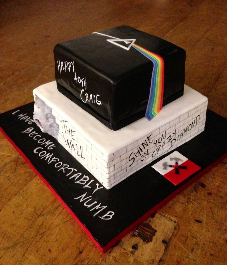 Pink Floyd Cake Images : Pink floyd cake Pink Floyd! Pinterest Pink, Pink ...