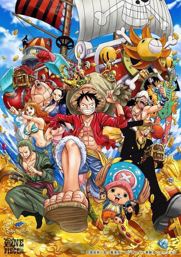 One Piece วันพีช ในปี 2020 ศิลปะอะนิเมะ, ศิลปะไซไฟ