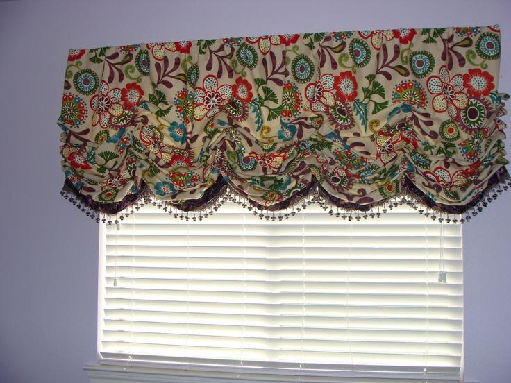 Window treatment: High Windows, Window Treatments