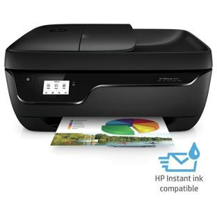 Buy HP OfficeJet 3830 All-In-One WiFi Printer at Argos.co.uk, visit Argos.co.uk to shop online for Printers
