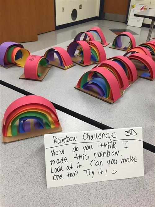 Bildresultat för working with rainbows in grade 1