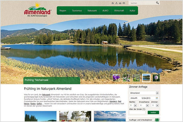 Tourismusregion Almenland www.almenland.at