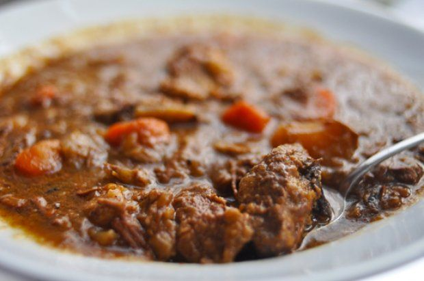 WILD MEAT –– Moroccan Elk Stew Recipe BY GEORGIA PELLEGRINI ...