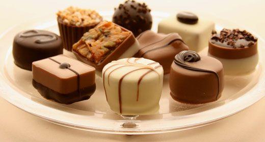 Luxury Belgian Chocolates - Amelie Chocolat