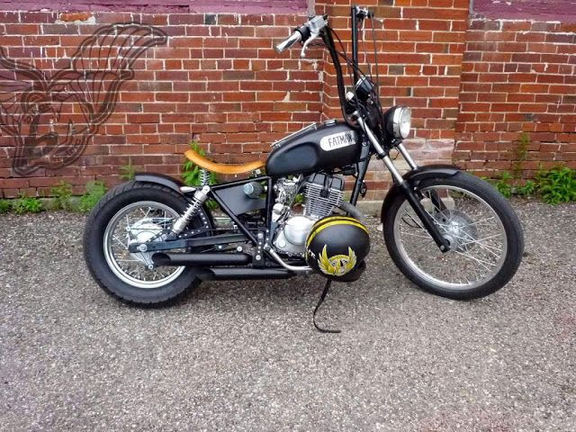 2007 Honda Rebel Bobber