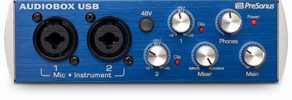 AudioBox USB | PreSonus