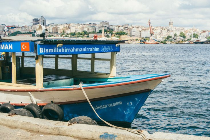 18. The Golden Horn: Daily walks by the water were a highlight of my trip. Spanned by five bridges, the Golden Horn is the primary inlet of the Bosphorus in Istanbul. It's also known by its modern Turkish name Haliç.