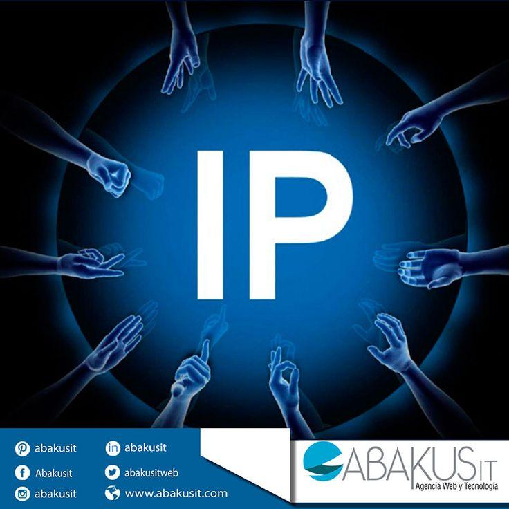 Una dirección IP es la identificación numérica de un ordenador conectado a Internet.  Estas son escritas a menudo como 4 grupos de 3 números (IPv4). Los nombres de dominio utilizan las direcciones IP como su dirección de forma que los navegadores Web puedan encontrarlos en Internet. #Web