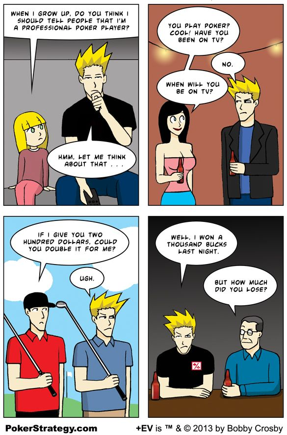 +EV Comics   General Poker Discussion   PokerStrategy.com Forum   Page 5