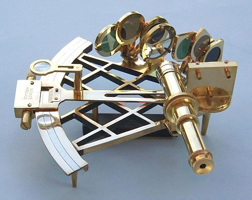 how to make a homemade sextant