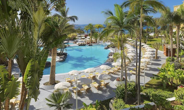 Doors re-open at luxurious Jardines de #Nivaria - #EssentialJourneys