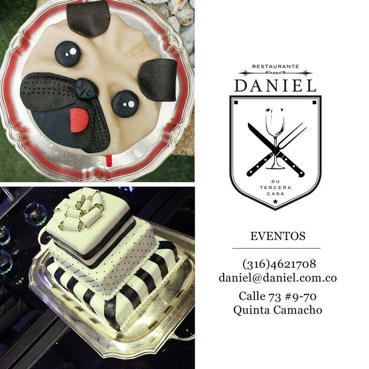 ¡Bienvenidos a Su Tercera Casa! Un destino para sus celebraciones… Ambientes, decoracion, menus, tortas... todo lo que necesita para celebrar: http://bit.ly/2mCrdgB Dejenos saber mas de su evento! Solicite su cotizacion escribiendo a daniel@daniel.com.co o llamando al 3164621708