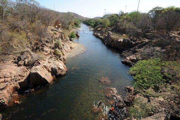 Balneario Hurtado Rio Guatapurí