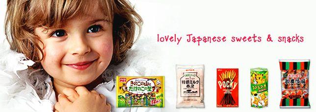 Japanese Sweets & Snacks