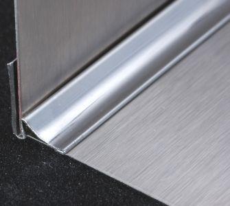 aluminum countertop edging amp trim eagle mouldings - 335×300