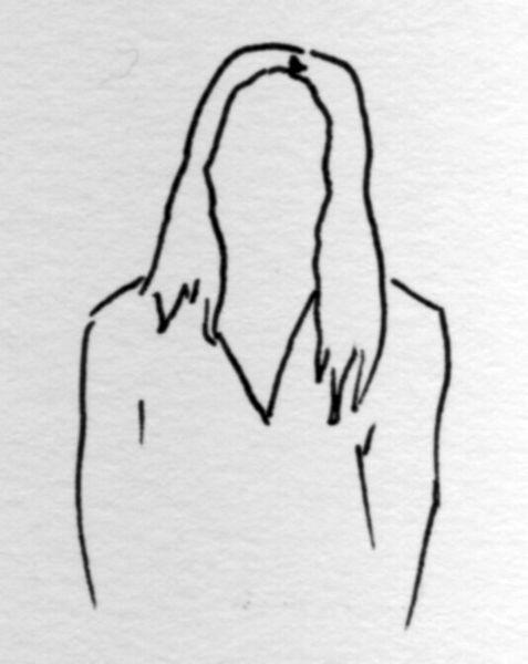Portrait Illustration von atelier35 auf DaWanda.com