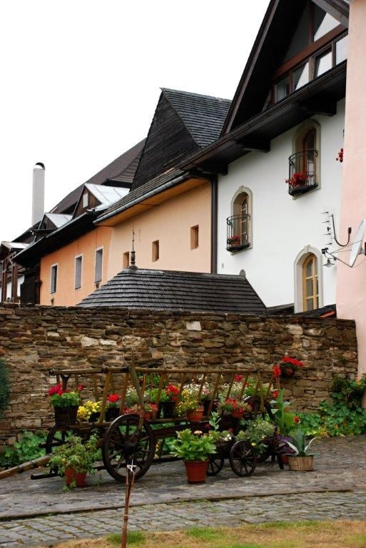 Kezmarok, Slovakia Foto by Maria Macekova