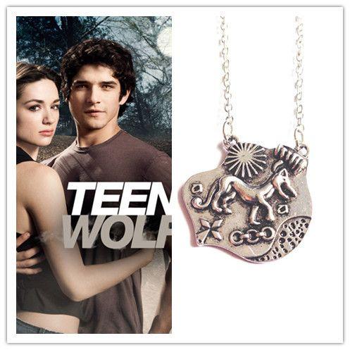 Фильмы ювелирные изделия подростков волк семья секрет кулон ожерелье для мужчины и женщины