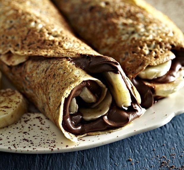 10 συνταγές για κρέπες. Ας τρέξουν τα σάλια - Food   Ladylike.gr