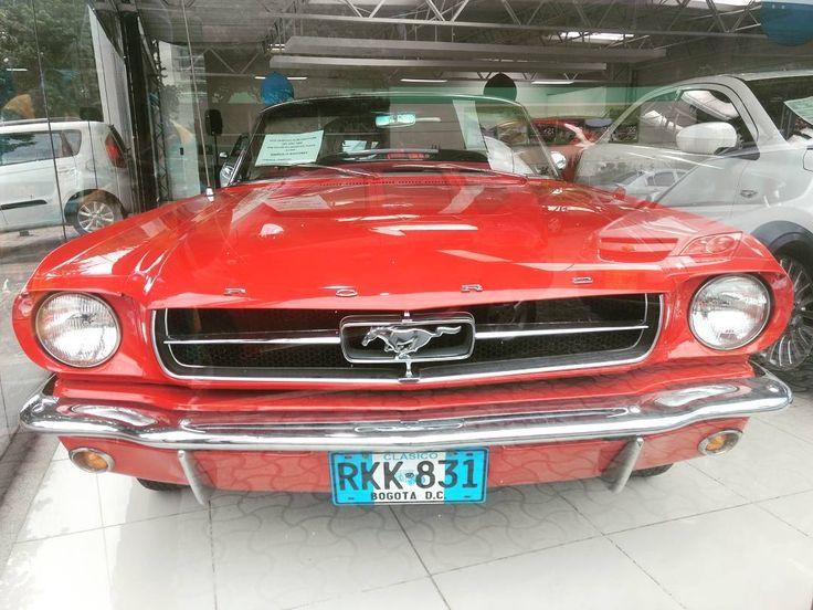 Si tuvieras la oportunidad de comprarlo ¿lo harías? �� - Ford Mustang 65' -  #classiccars #supercars #sportcars #video #cars #carros #Colombia #Colombiaspeed #autos #crazy #Bogota #city #tocancipa #fordmustang http://unirazzi.com/ipost/1503235397646509597/?code=BTckKEyg2Yd