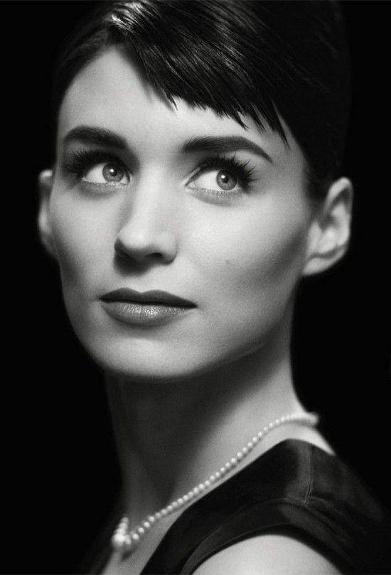 Rooney Mara.....