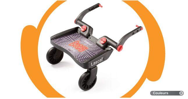 Marche pied poussette - BuggyBoard - Mini and Maxi | Lascal.LTD. | Lascal Ltd