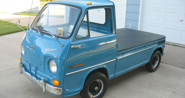 1969 Subaru Sambar 360 | Cool Sh*t You Can Buy - Find Cool Things To Buy