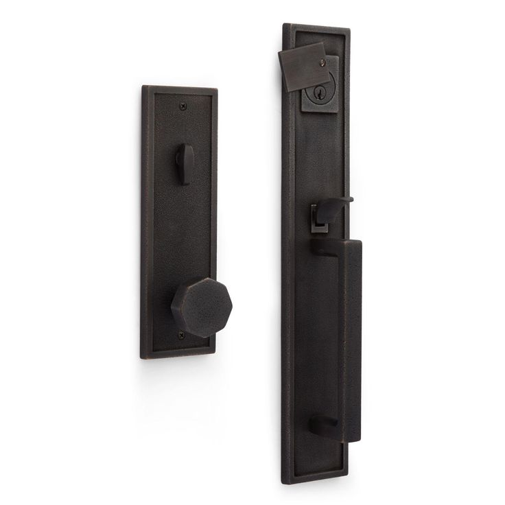I Like This Handle Set For The Front Door. Leandro Entrance Set   Door  Handles