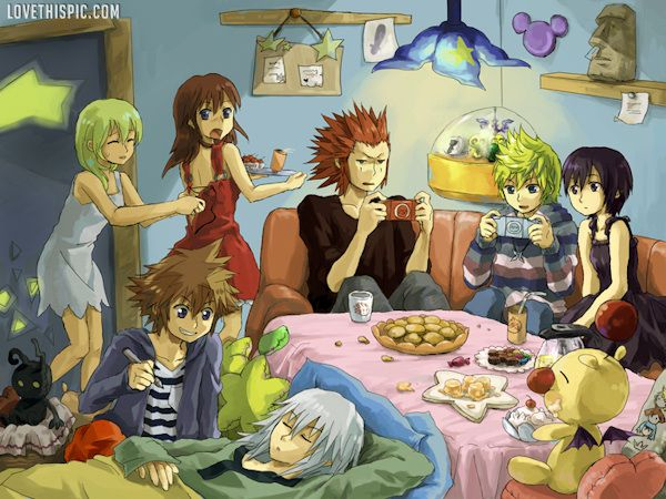 Kingdom Hearts-1 Pictures, Photos, and Images for Facebook, Tumblr, Pinterest, and Twitter