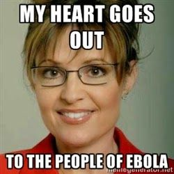 SARAH PALIN HAS A SERPENT'S HEART: Monday Meme