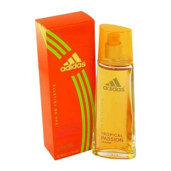 woody perfumes for women | Tropical Passion By Adidas Perfume For Women at California Perfumes.