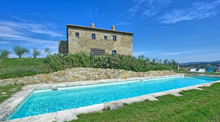 One of the most beautiful villas in Tuscany